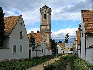 Oroszlány - Image: Majki monastery