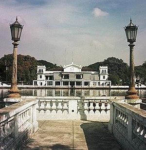 Malacañang Palace - Malacañang in 1940.