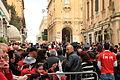 Malta - Valletta - Triq ir-Repubblika+election celebration 02 ies.jpg
