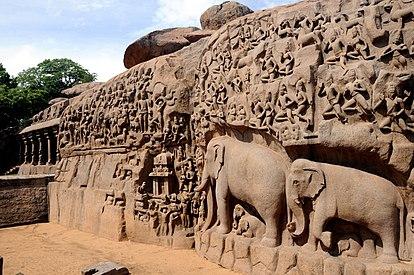 essay on art and architecture of pallavas