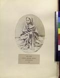 Man Kaor, Hindoo (Brahmin) widow, Saharanpoor (NYPL b13409080-1125402).tiff