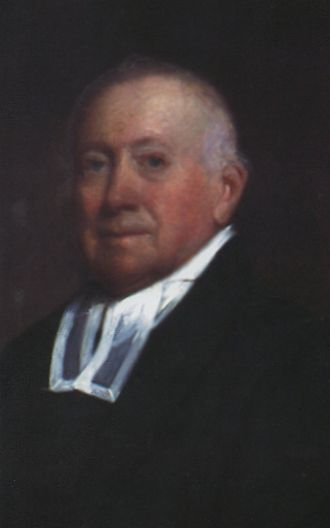Massachusetts's 11th congressional district - Image: Manasseh Cutler Portrait