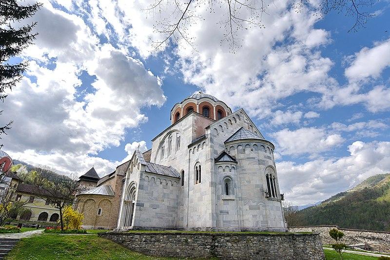 File:Manastir Studenica - The Studenica Monastery.jpg