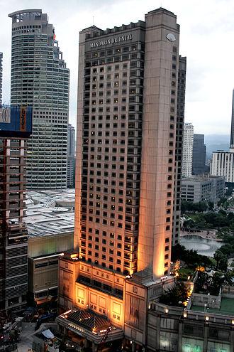 Mandarin Oriental Hotel Group - Mandarin Oriental Kuala Lumpur