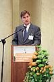 Manfred Schepers, Kongress, Warschau, 2013.jpg