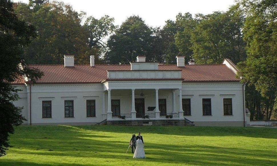 Manor House Ignacy Paderewski Kasna Dolna Ciezkowice Tarnow Poland1