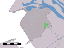 Tinte in the municipality of Westvoorne.