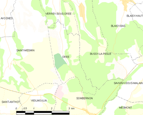 Map commune FR insee code 21234.png