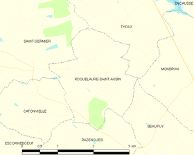 Map commune FR insee code 32349.png