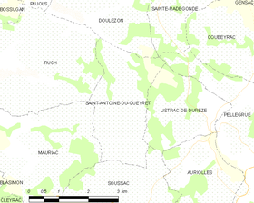Map commune FR insee code 33372.png