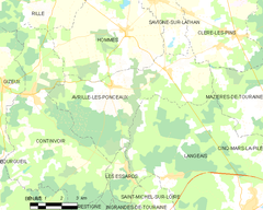 Map commune FR insee code 37013.png