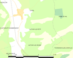 Map commune FR insee code 52030.png