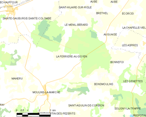 Map commune FR insee code 61162.png