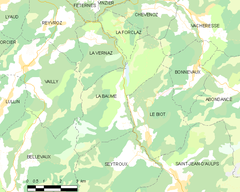 Map commune FR insee code 74030.png