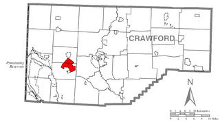Conneaut Lakeshore, Pennsylvania Census-designated place in Pennsylvania, United States