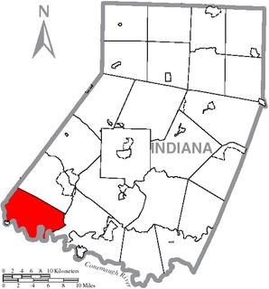 Conemaugh Township, Indiana County, Pennsylvania Township in Pennsylvania, United States