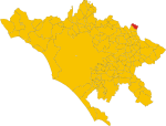 Locatio Vivarii in provincia Romana