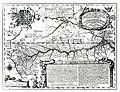 Mapa de la Audiencia de Quito y sus vertientes fluviales de saliente a poniente (1707) - AHG.jpg