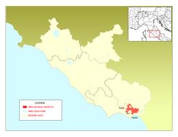 Parco Naturale Dei Monti Aurunci Wikipedia