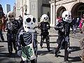 Mardi Gras Skeletons Jackson Square.jpg