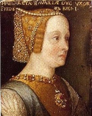 Margaret of Bavaria, Marchioness of Mantua - Margaret of Bavaria