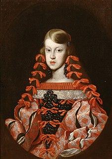 Margaret Theresa of Spain 17th century Holy Roman Empress