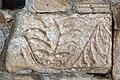 Maria Saal Karnburg Pfalzstrasse Pfarrkirche Lapidarium Grabbaurelief 05102015 1652.jpg