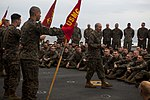 Marines receive a ship safety brief 150312-M-CX588-018.jpg