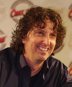 Mark Schwahn på Comic Con 2012