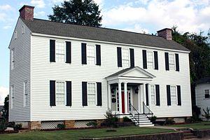 Marmaduke Williams - Marmaduke Williams Home