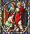 Marmande - Église Notre-Dame - Vitraux -13.JPG
