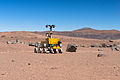 Mars rover being tested near the Paranal Observatory.jpg
