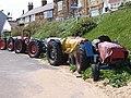 Marske tractors - geograph.org.uk - 795341.jpg