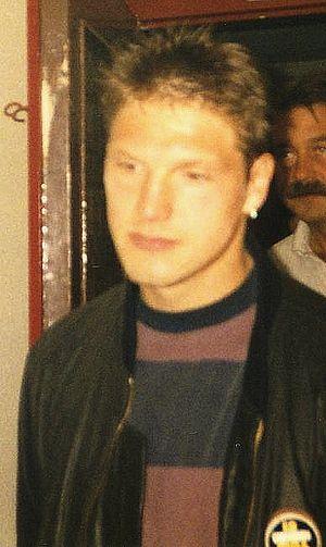 Martin Driller - Image: Martin Driller 1992 93