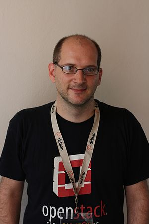 Martin Michlmayr - Former Debian Project Leader