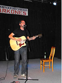 Martin Wiese - Arkones 2009.jpg