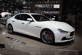 2018 Maserati Ghibli - Luxury Sports Car - Maserati USA