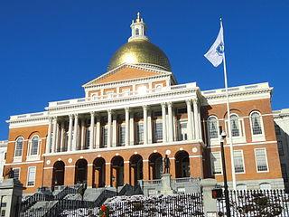 Massachusetts State House United States historic place