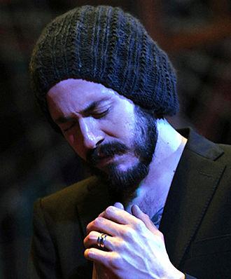 Matt Morris (musician) - Morris performing at SXSW in 2010
