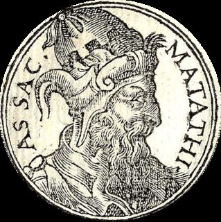 Mattathias Jewish priest
