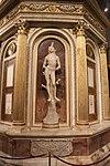 Matteo civitali, tempietto del volto santo, 1482-84, 02 san sebastiano 1.JPG