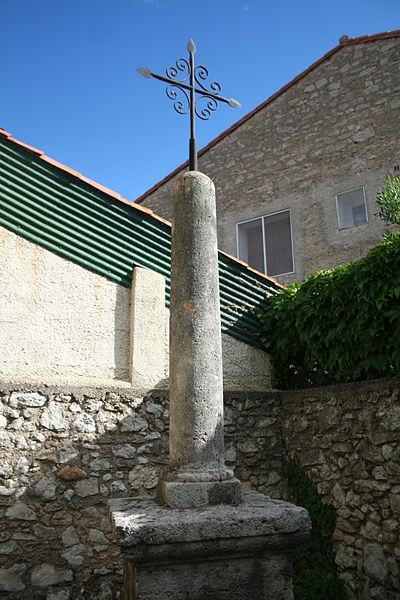 Maureilhan (Hérault) - croix