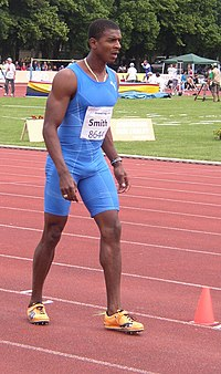 Maurice Smith (Kladno, 2010)
