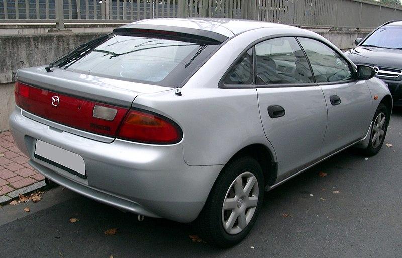 Datei Mazda 323f Rear 20071002 Jpg Wikipedia
