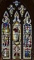 Melton Mowbray, St Mary's church, window (45562575232).jpg