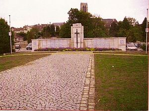 List of world war i memorials and cemeteries in champagne for Bureau 02 chateau thierry