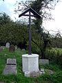 Memorial at St John's, West Wickham BR4 - geograph.org.uk - 41265.jpg