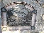 Memorial to 1912 aircraft crash, Wolvercote.jpg