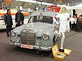 Mercedes-Benz 180 Db Aufbau Miesen (1962, 50 PS).JPG