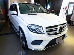 Mercedes-Benz GLS350d 4MATIC Sports (X166) front.JPG